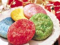 Sparkle Cookies