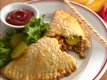 Cheeseburger Calzones