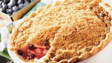 Apple-Blueberry Pie Recipe