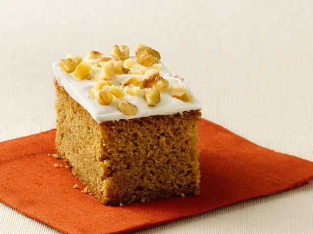 Mini Pumpkin Spice Bars