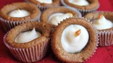 Gingerbread Cheesecake Bites Recipe