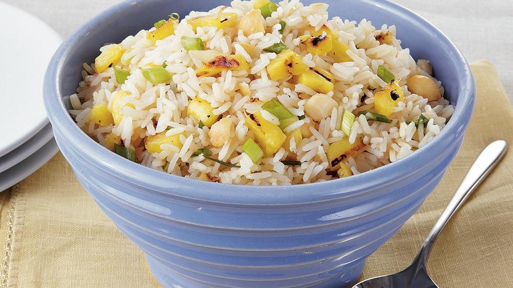 Tropical Rice Pilaf recipe from Pillsbury.com