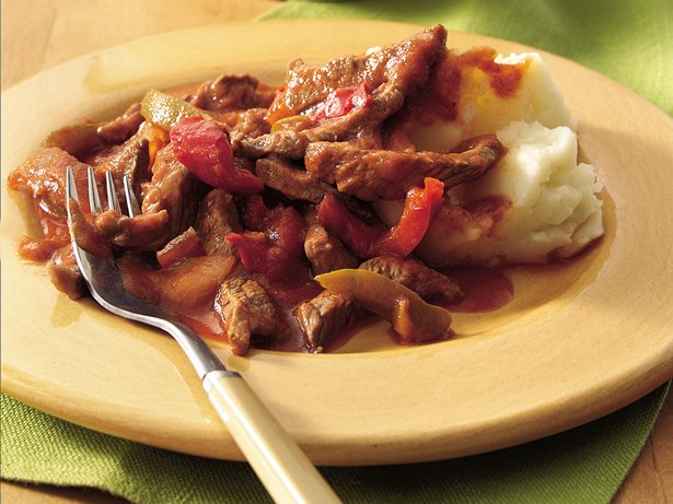 Gluten Free Italian Beef with Mashed Potatoes