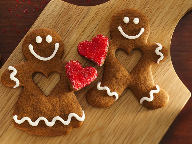 Heres My Heart Gingerbread Pals