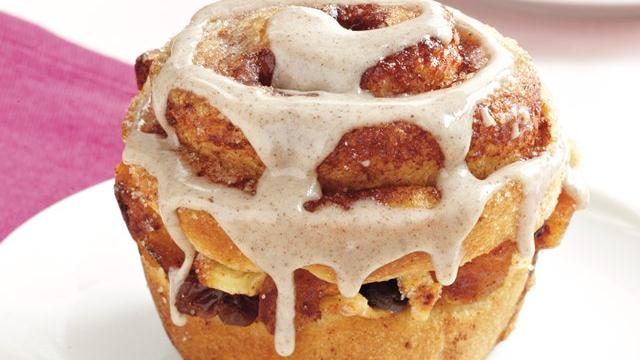 Image of Apple-apricot Cinnamon Buns, Pillsbury