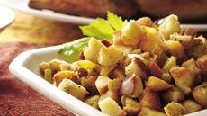 Easy Bread Stuffing Recipe