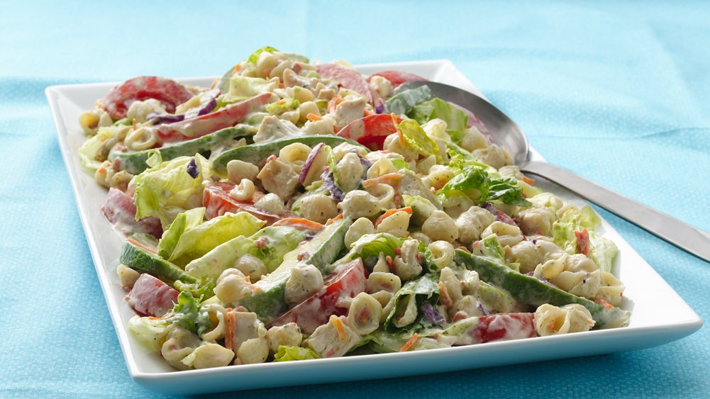 California Chicken BLT Salad recipe from Pillsbury.com