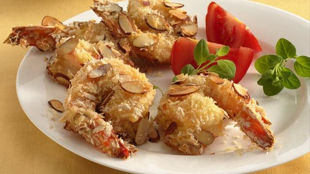 Image of Almond-crusted Shrimp, Pillsbury