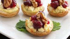 Cranberry Blue Cheese Appetizers Recipe