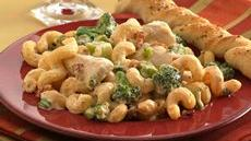Chicken and Broccoli Cavatappi Recipe