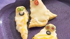Cheesy Crescent Ghosts Recipe