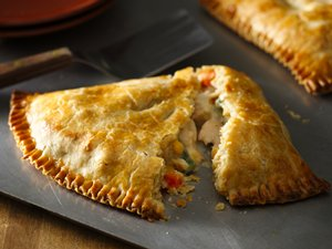 Easy&#32;Weeknight&#32;Chicken&#32;Pot&#32;Pie&#32;Turnovers