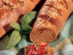 Zesty Pesto-Tomato Baguettes