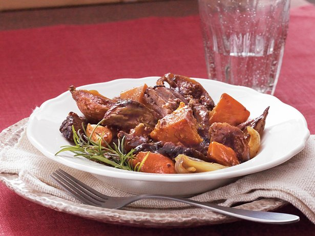 Fall Pot Roast with Figs