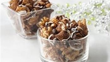 Seven-Layer Bars Chex Mix