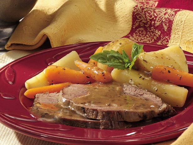 Home-Style Pot Roast