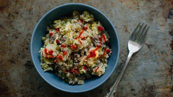 Five-Ingredient Fried Rice