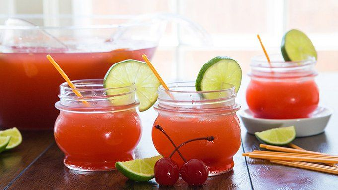 Blood Orange Rum Punch recipe - from Tablespoon!