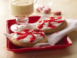 Easy&#32;Peppermint&#32;Candy&#32;Cookies