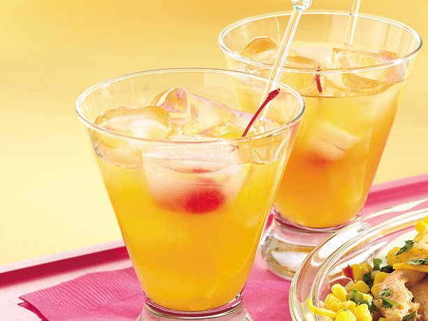 Image of Apricot Cooler, Betty Crocker