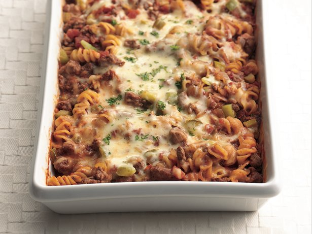 Overnight Rotini Bake