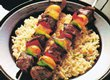 Lamb Shish Kabobs