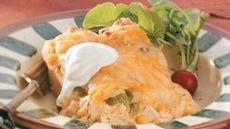 Grands!® Chicken-Chile Bake Recipe