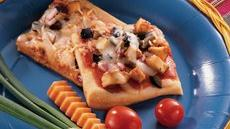 Smoky Chicken Pizza Recipe