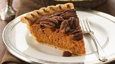 Bourbon-Pecan Sweet Potato Pie Recipe