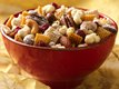 Caramel Corn Chex Mix (1/2 Recipe)