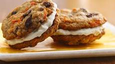 Carrot-Cake Sandwich Cookies Recipe