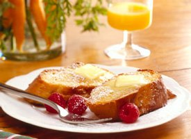Image of Apricot-stuffed French Toast, Betty Crocker