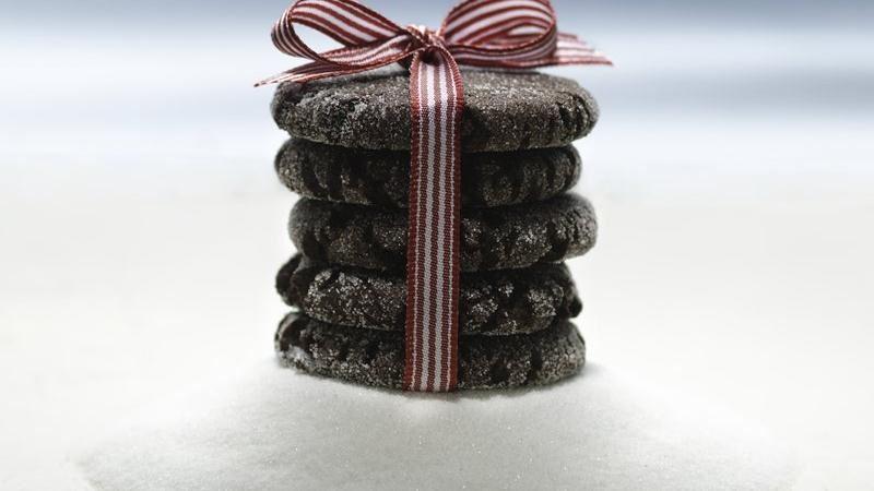 Gluten-Free Fudge Crinkles