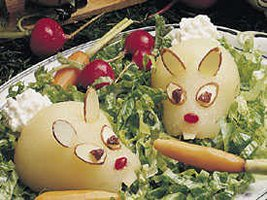 Rabbit-Out-of-the-Hat Salad