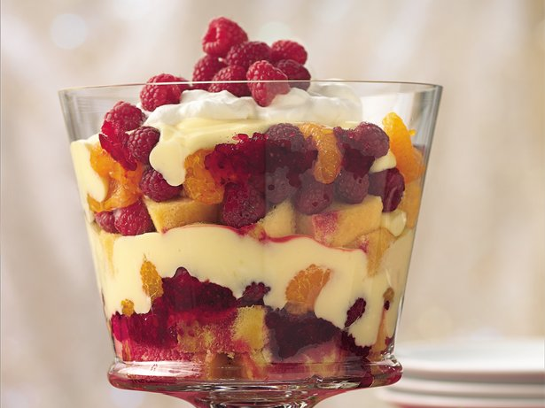 Easy Orange-Cranberry Dessert
