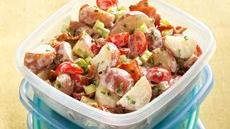 Bacon-Ranch Potato Salad Recipe