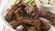 Slow Cooker Cranberry Ribs Recipe