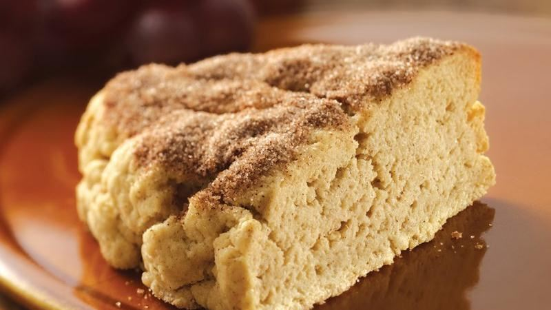 Gluten-Free Cinnamon Scones