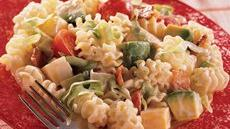 California Club Turkey and Pasta Salad Recipe