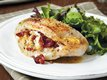 Stuffed Pork Chops with Dijon Butter Sauce