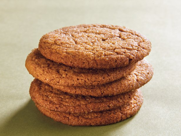 Spicy Ginger Cookies recipe from Betty Crocker