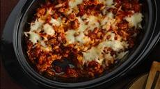 Super Easy Slow Cooker Lasagna Recipe