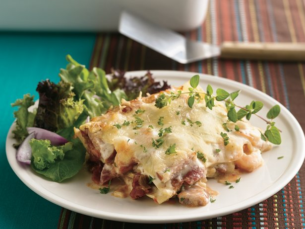 Cajun Lasagna