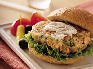 Salmon&#32;Patties