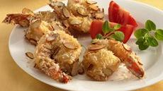 Almond-Crusted Shrimp Recipe