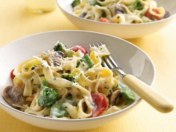 Lean Pasta Primavera