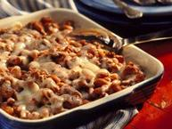 Mexican Beef and Bean Casserole