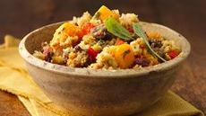 Southwest Cornbread, Squash and Sausage Dressing Recipe