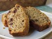 Chocolate Chip-Espresso Banana Bread