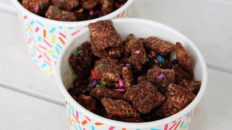 Brownie Batter Chex® Mix